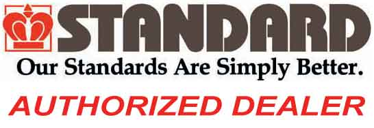 Standard Duplicator Authorized Dealer Logo