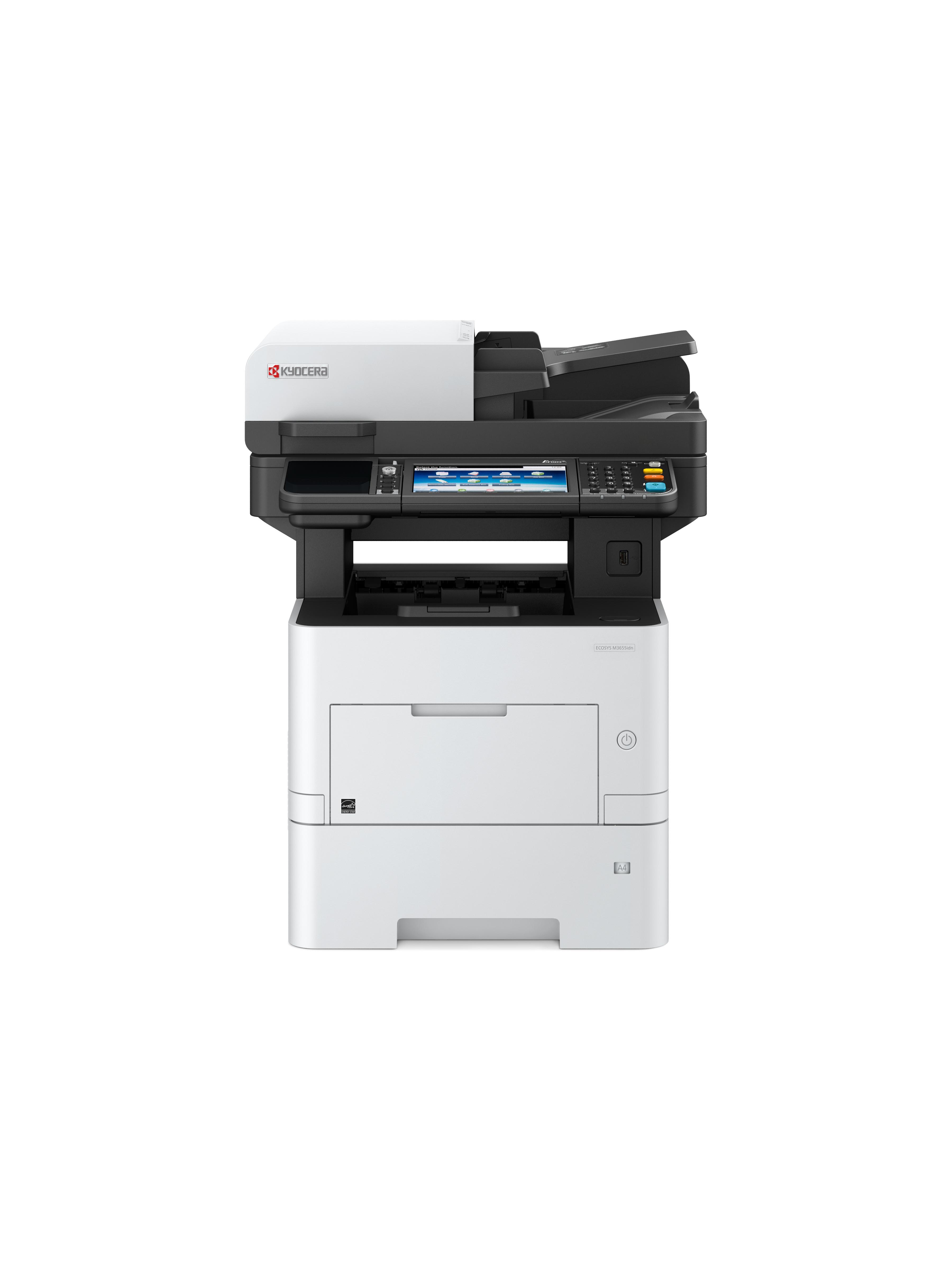 CLICK TO ENLARGE M3655idn copier