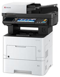 CLICK TO ENLARGE M3660idn copier/printer