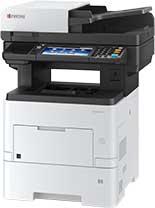 CLICK TO ENLARGE M3860idn copier/printer