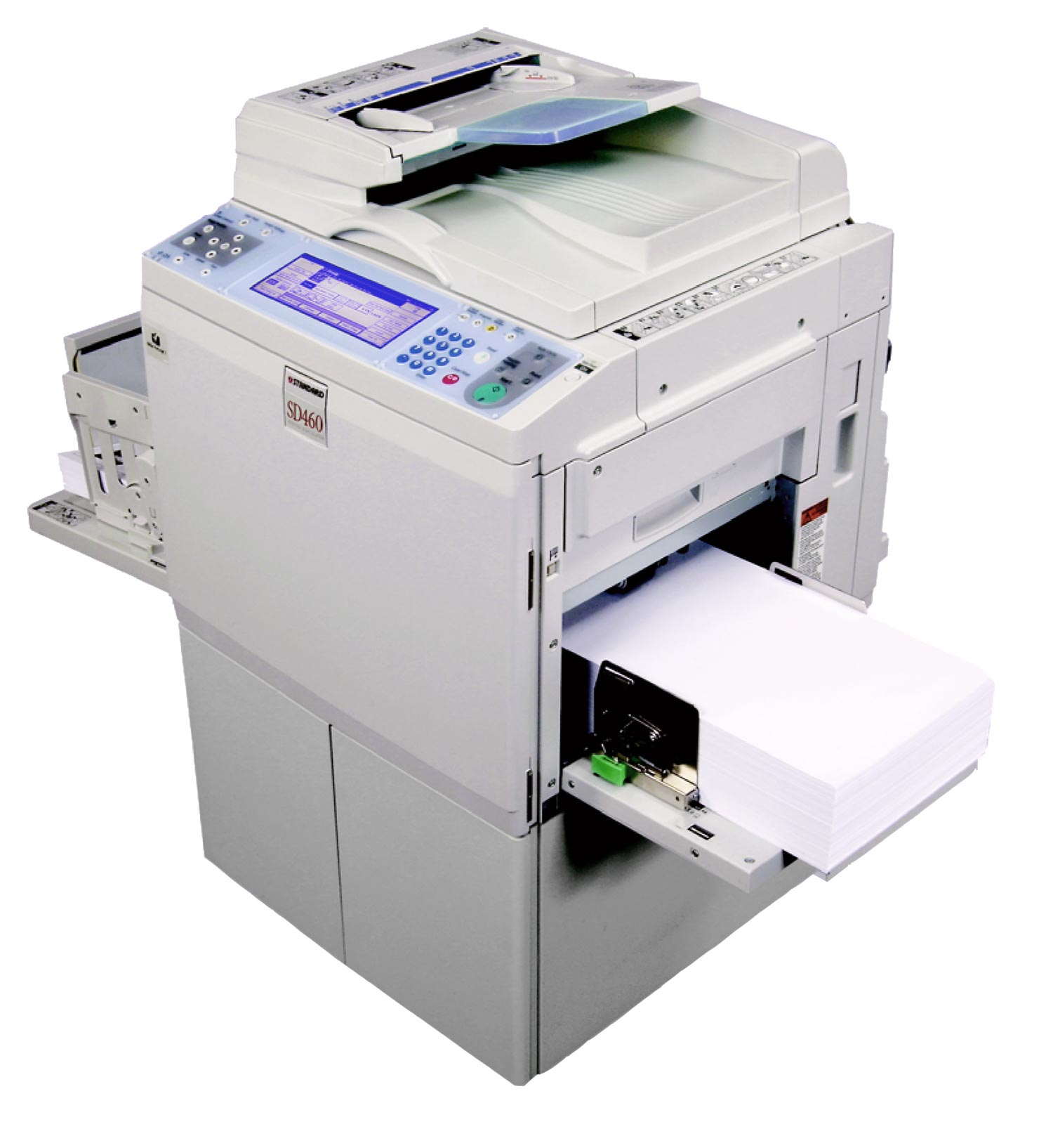 SD460 Duplicator