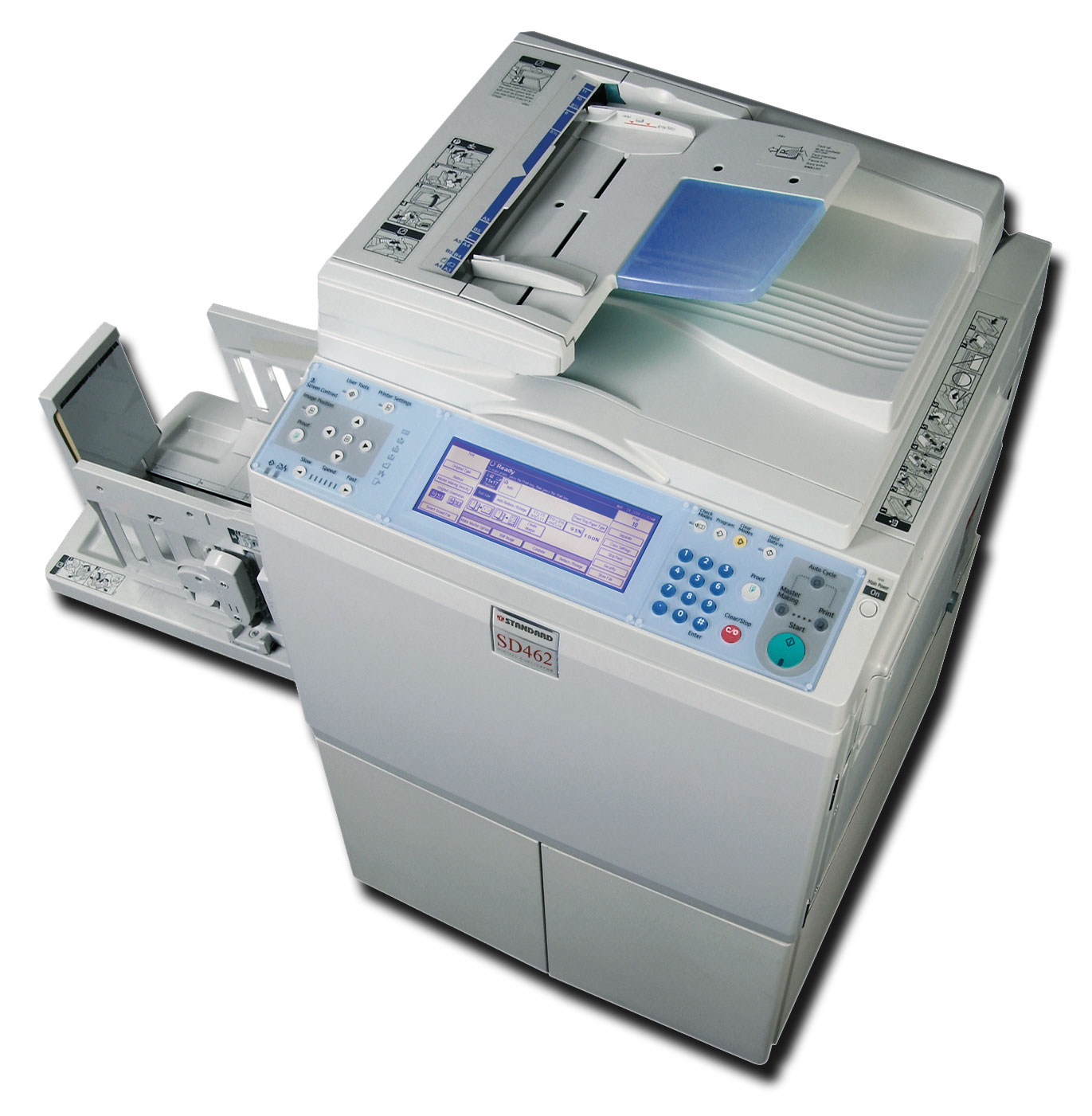 SD462 Duplicator