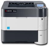 CLICK TO ENLARGE ECOSYS FS-4200DN PRINTER