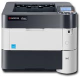 CLICK TO ENLARGE ECOSYS FS-4300DN PRINTER