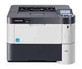 CLICK TO ENLARGE Kyocera P3045dn B&W Printer