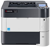CLICK TO ENLARGE Kyocera P3060dn B&W Printer