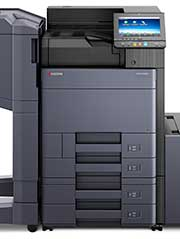 CLICK TO ENLARGE Kyocera P4060dn B&W Printer